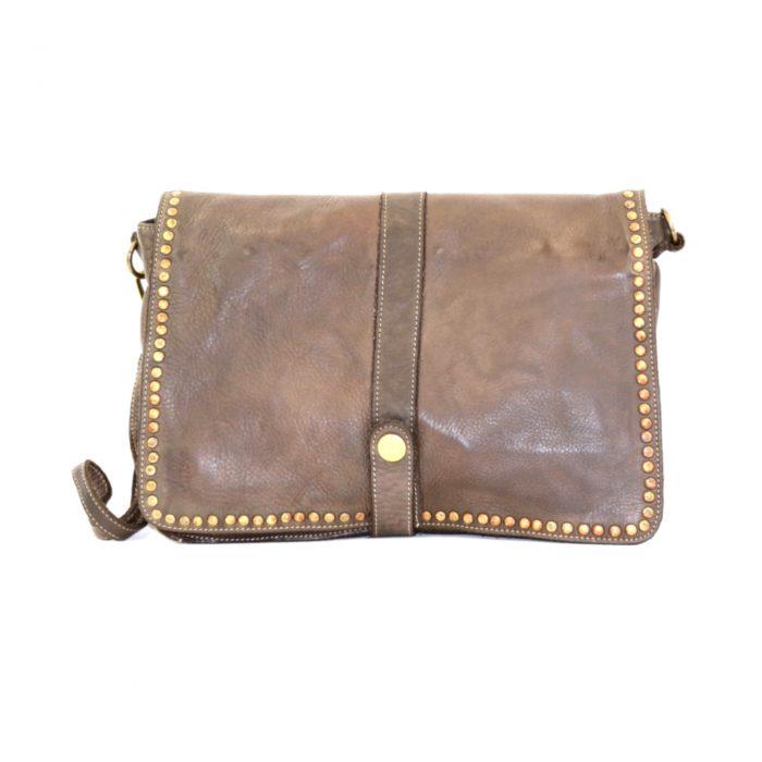 MARTA Messenger Bag Chocolate