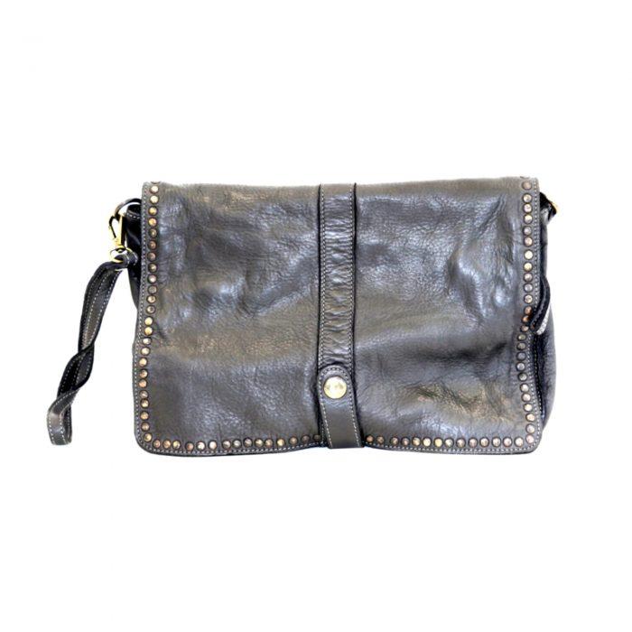 MARTA Messenger Bag Black
