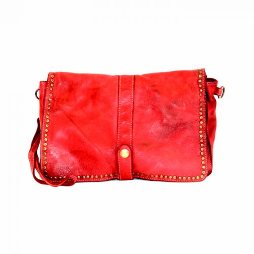MARTA Messenger Bag Red