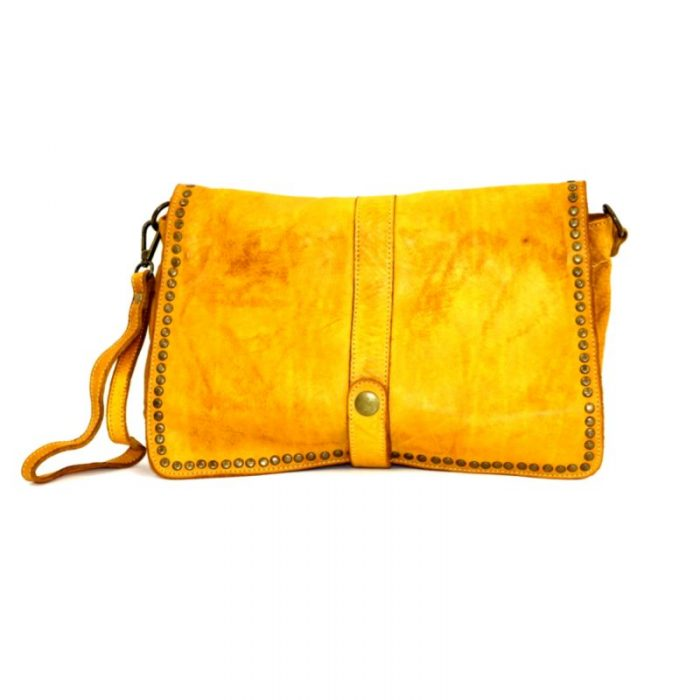 MARTA Messenger Bag Mustard