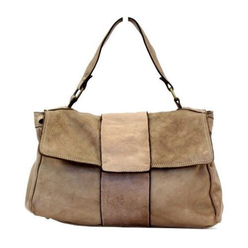 LINDA Shoulder Bag Light Taupe