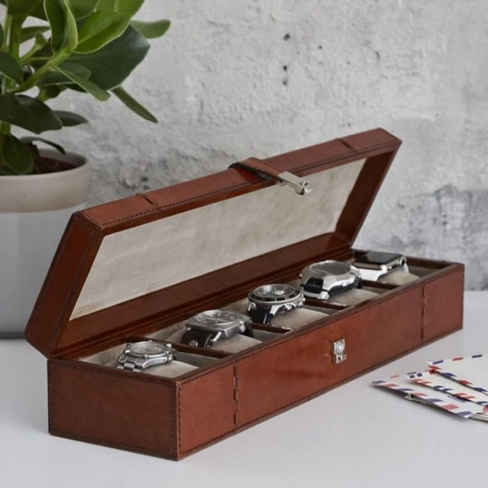 Watch Box For Five