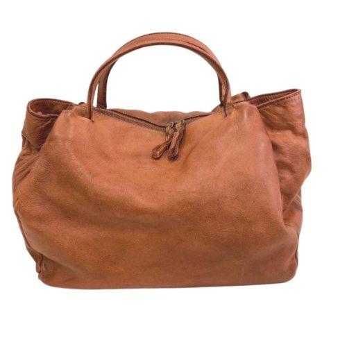 COSTANZA Hand Bag Terracotta