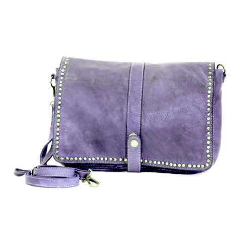 MARTA Messenger Bag Grape