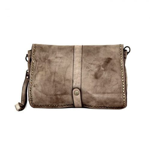 MARTA Messenger Bag Dark Taupe