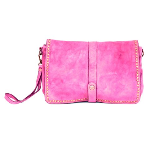 MARTA Messenger Bag Fuchsia
