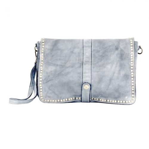 MARTA Messenger Bag Light Grey