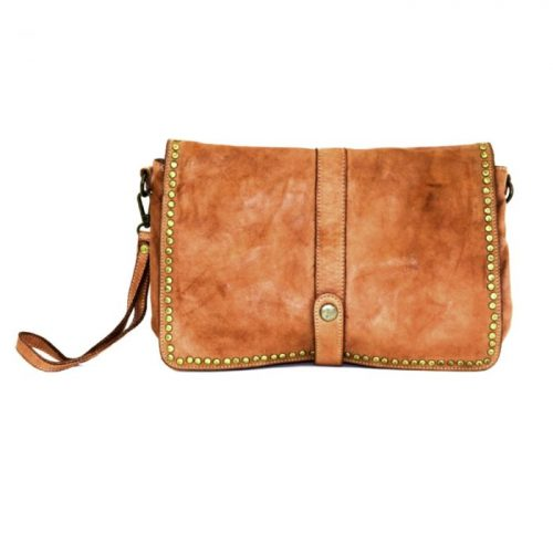 MARTA Messenger Bag Tan