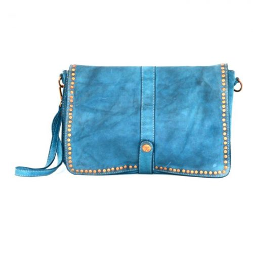 MARTA Messenger Bag Teal