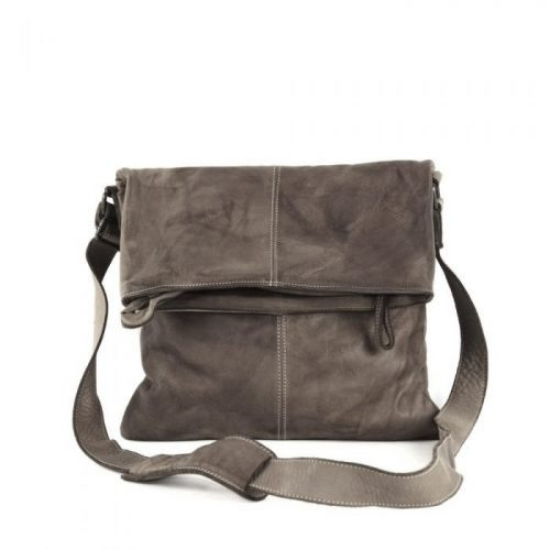 SASHA Crossbody Bag Dark Taupe