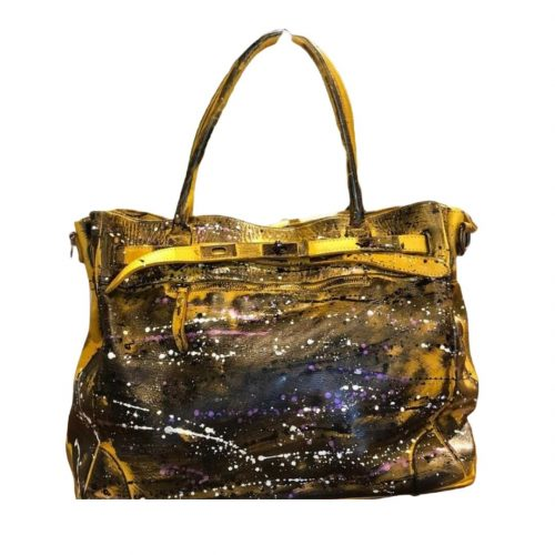 ARIANNA Tote Bag Mustard Limited Edition