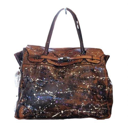 ALICIA Tote Bag Tan Limited Edition