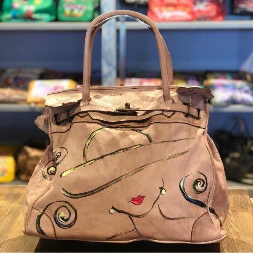 ALICIA Tote Bag Blush Limited Edition