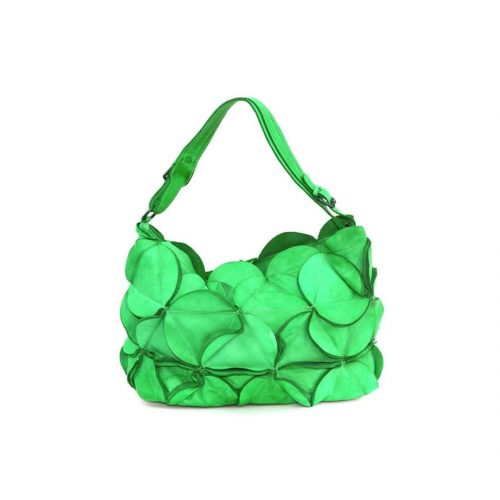 MARGHERITA MINI Shoulder Bag Emerald Green