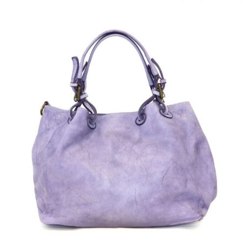 BABY LUCIA Small Tote Bag Smooth Lilac