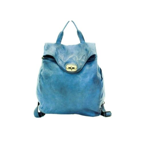 AURORA Backpack With Lock Teal