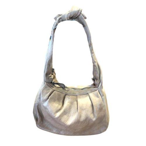 RITA Knot Vintage Style Shoulder Bag Light Taupe