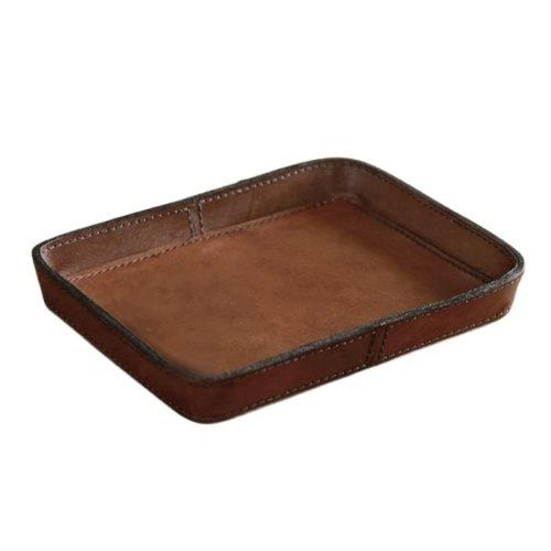 Leather Stash Tray