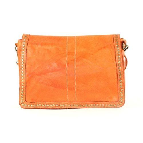 SILVIA Messenger Bag Orange