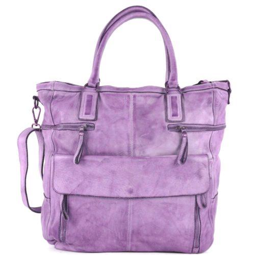 CRISTINA Shopper Lilac