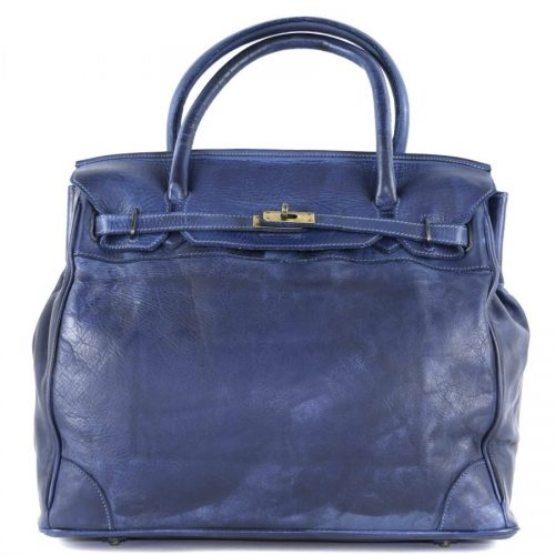 ALICIA Structured Bag Navy