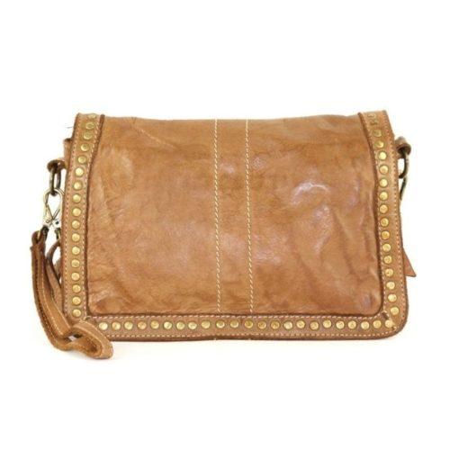 SILVIA Messenger Bag Tan