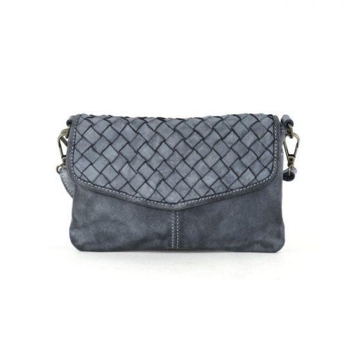 SELENE Wristlet Bag Dark Grey