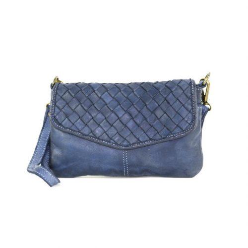 SELENE Wristlet Bag Navy