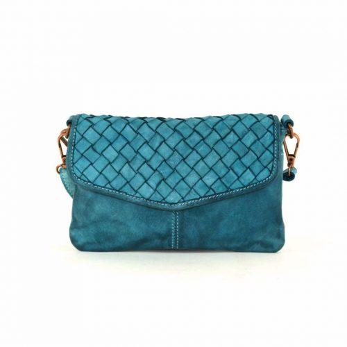 SELENE Wristlet Bag Teal