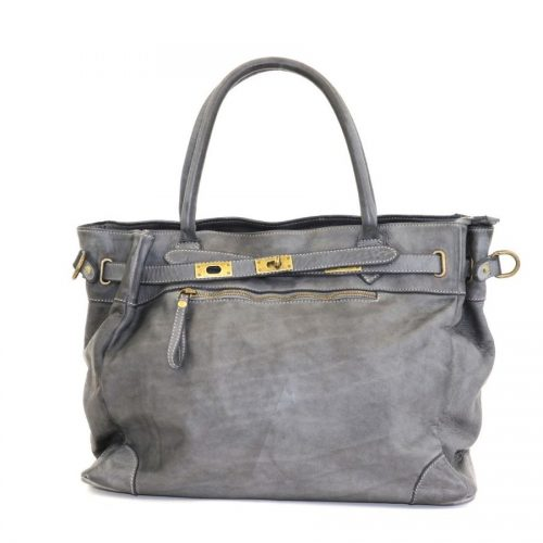 ARIANNA Hand Bag Light Grey