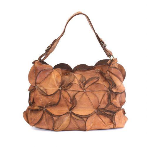 MARGHERITA Shoulder Bag Tan