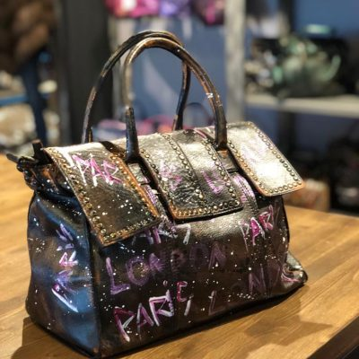 limited edition leather handbags