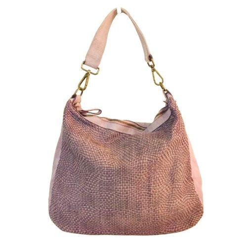 MELANIA Shoulder Bag Blush