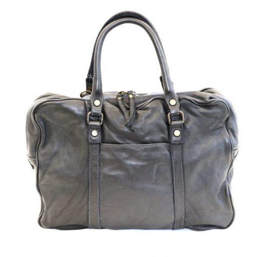 CARLOTTA Laptop Hand Bag Black