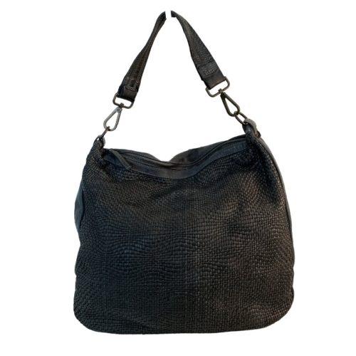 MELANIA Shoulder Bag Black