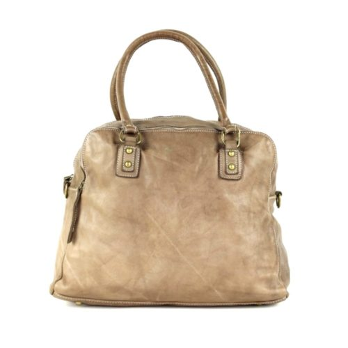 ISOTTA Bowling Bag Light Taupe