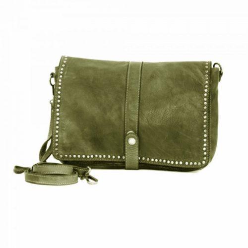 MARTA Messenger Bag Army Green