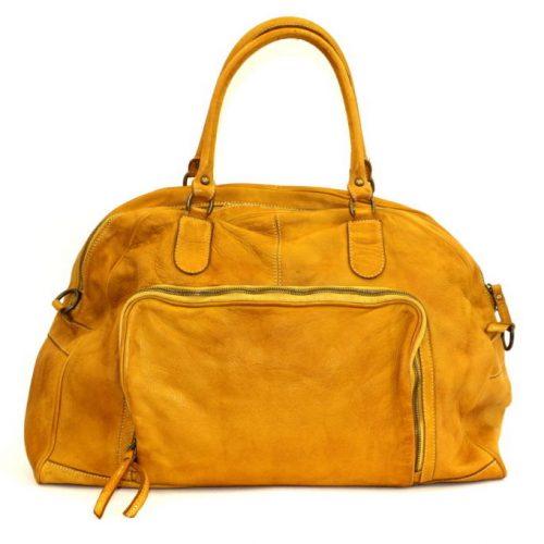 ALMA Travel Bag Mustard