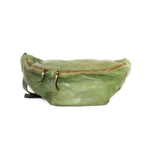 LUNA Oversized Crossbody Bumbag Army Green