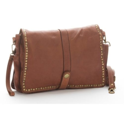 MARTA Messenger Bag Terracotta *** Last Chance ***