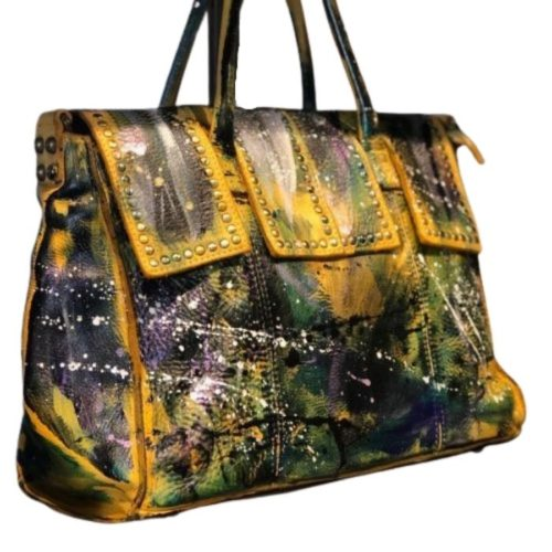 ANITA Hand Bag Mustard Limited Edition