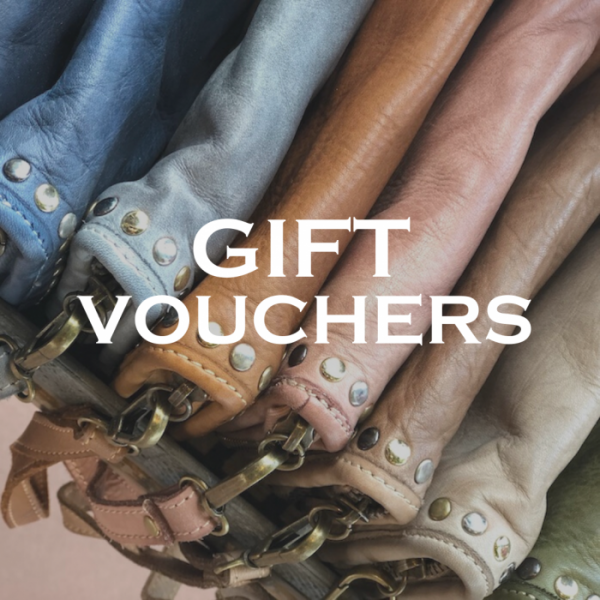 GIFT VOUCHERS THE LEATHER MOB