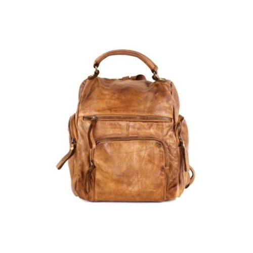 ELIA Small Backpack Tan