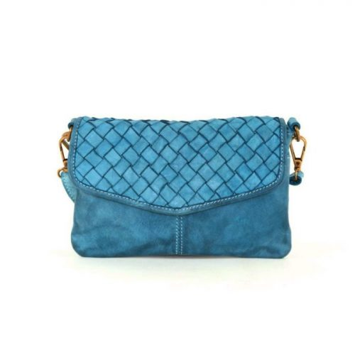 SELENE Wristlet Bag Teal