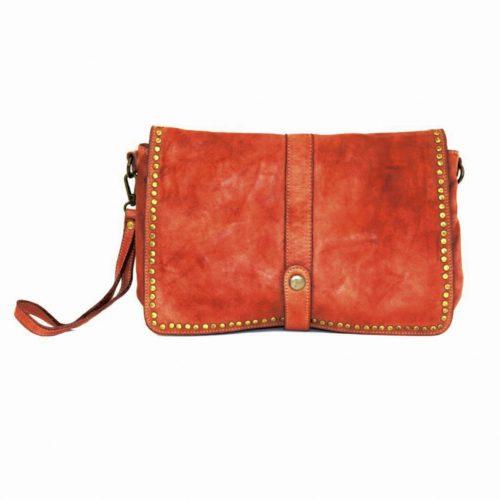 MARTA Messenger Bag Terracotta