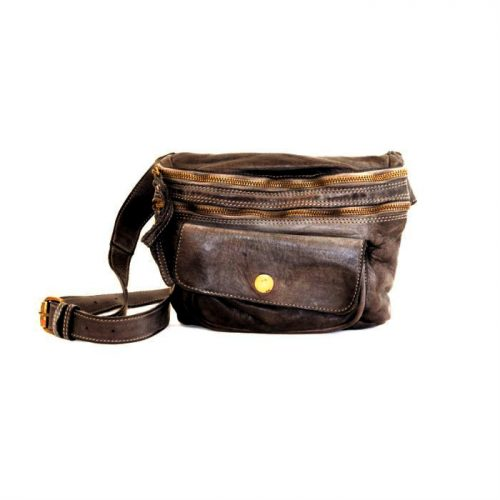 ALEX Bumbag Dark Brown