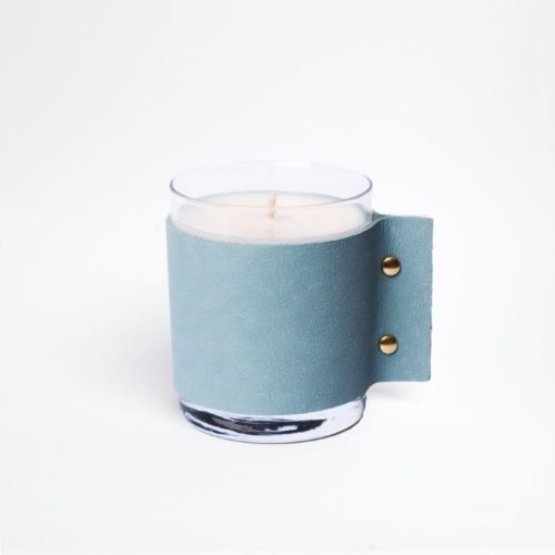 SCENTED CANDLE – Leather And Saffron
