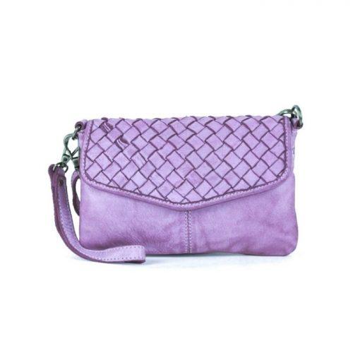 SELENE Wristlet Bag Lilac