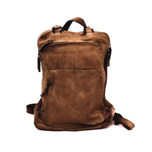 AIDA Backpack Dark Brown