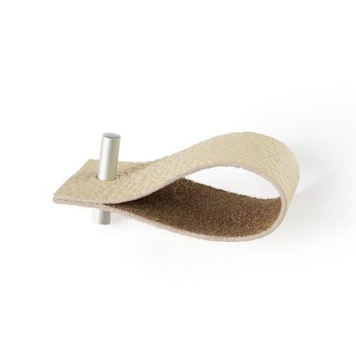 Napkin Ring Set Of 4 Beige